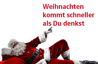 Jetzt planen: <strong>Die individuelle X-Mas Firmenparty</strong>